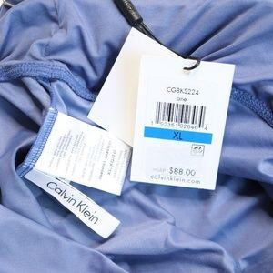 Calvin Klein Swim - Calvin Klein High Neck Tummy Control Tankini Top